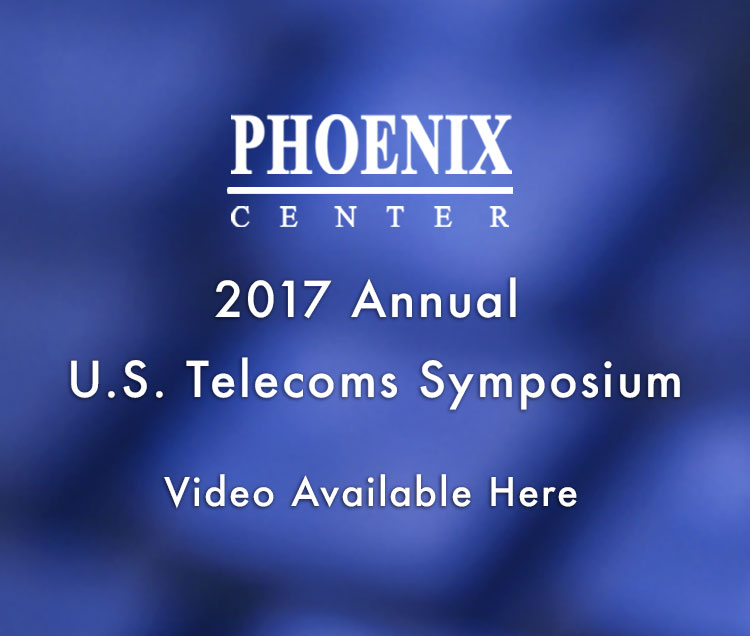 "Phoenix Center Teleforum - Previewing the ""Restoring Internet Freedom"" NPRM"