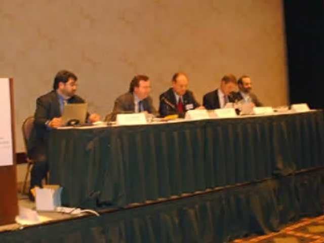 2002 Annual U.S. Telecoms Symposium Photo
