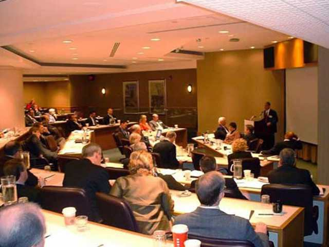 2005 Annual U.S. Telecoms Symposium Photo