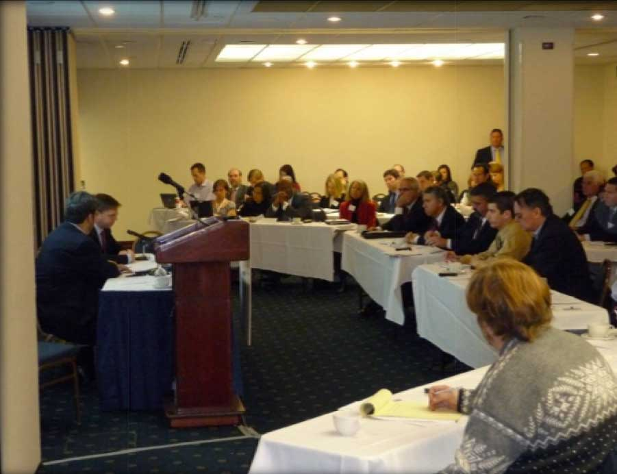 2008 Annual U.S. Telecoms Symposium Photo